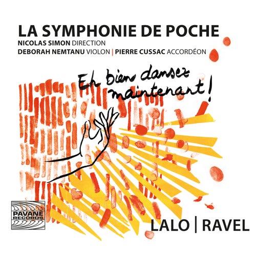 Lalo: Symphonie espagnole – Ravel: La Valse, Tzigane & Bolero/Bembero by Pierre Cussac