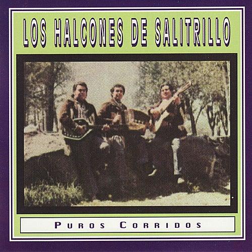 Puros Corridos by Los Halcones De Salitrillo