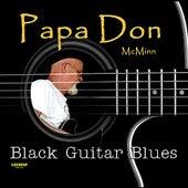 Black Guitar Blues by Papa Don McMinn