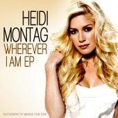 Wherever I Am EP by Heidi Montag