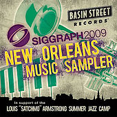 Siggraph 2009 New Orleans Music Sampler by Various Artists