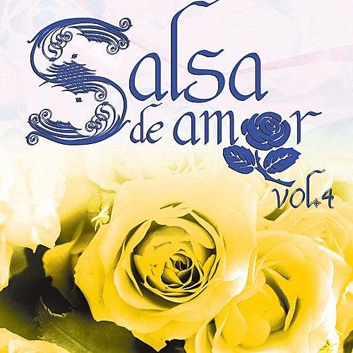 Salsa De Amor Vol. 4 by Various Artists