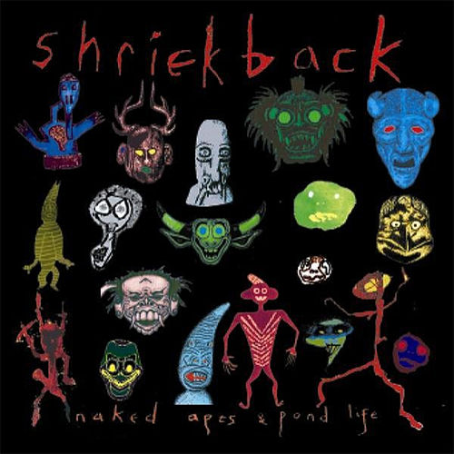 Naked Apes & Pond Life von Shriekback