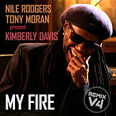 My Fire Extended Remixes Vol. 4 by Tony Moran