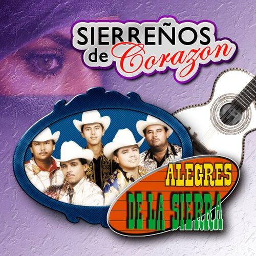 Sierrenos De Corazon by Los Alegres De La Sierra