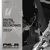 Digital Society Recordings: 200 - Single by Various Artists
