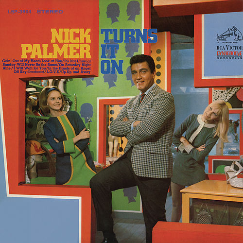 Turns It On by Nick Palmer