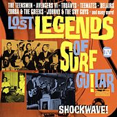 Lost Legends of Surf Guitar V. 4 by Various Artists