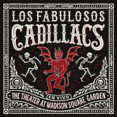 En Vivo en The Theater at Madison Square Garden de Los Fabulosos Cadillacs