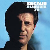 Olympia 1970 (Live; Remasterisé en 2017) by Gilbert Becaud