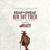 Him Not Them (feat. Mozzy) by Keak Da Sneak