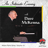 An Intimate Evening With Dave McKenna by Dave McKenna