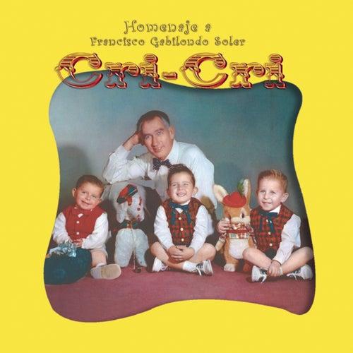 Homenaje A Francisco Gabilondo Soler by Cri-Cri