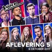 The Voice Van Vlaanderen 2017 - Aflevering 5 – 6 Oktober 2017 de Various Artists