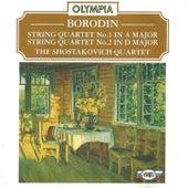 Borodin: String Quartet No. 1 & No. 2 by Shostakovich Quartet