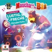 Mascha & der Bär präsentieren lustig-freche Kinderhits von Mascha und der Bär