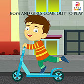 Boys and Girls Come out to Play - Single de Sofia