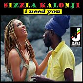 I Need You by Sizzla