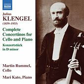 Klengel: Complete Concertinos for Cello & Piano by Martin Rummel