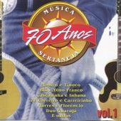 70 Anos da Melhor Música Sertaneja - Vol. 01 de German Garcia