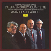 Beethoven: The Last String Quartets by Amadeus Quartet