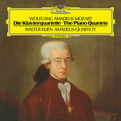Mozart: Piano Quartet No.1 In G Minor, K.478; Piano Quartet No.2 In E Flat, K.493 by Amadeus Quartet