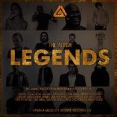 LEGENDS (The Album) von Various