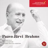 Brahms: Symphony No. 2, Tragic Overture & Academic Festival Overture by Deutsche Kammerphilharmonie Bremen