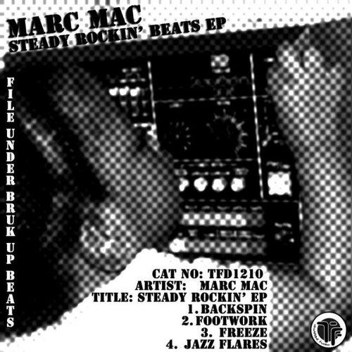 Steady Rockin Ep by Marc Mac