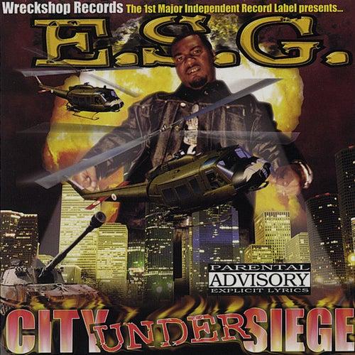 City Under Siege by E.S.G.