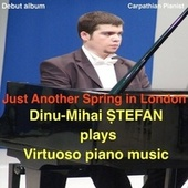 Just Another Spring in London de Dinu-Mihai Stefan