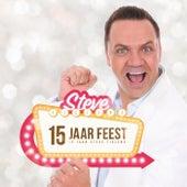 15 Jaar Steve Tielens (15 Jaar Feest) von Various Artists