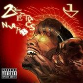 Brain Scatter 2 by JL B. Hood