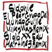 El Peor Grupo del Mundo (Guille Milkyway Remix) / Siglo XX (Edu Martínez Remix) de Sidonie