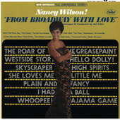 From Broadway With Love de Nancy Wilson