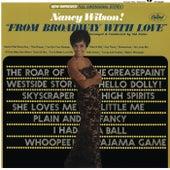 From Broadway With Love von Nancy Wilson