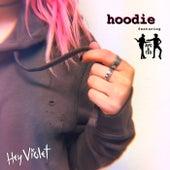 Hoodie von Hey Violet