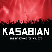 Live at Reading Festival 2012 de Kasabian