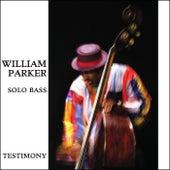Testimony by William Parker
