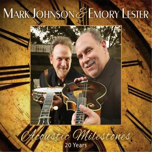 Acoustic Milestones: 20 Years de Mark Johnson