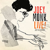 Joey. Monk. Live! by Joey Alexander