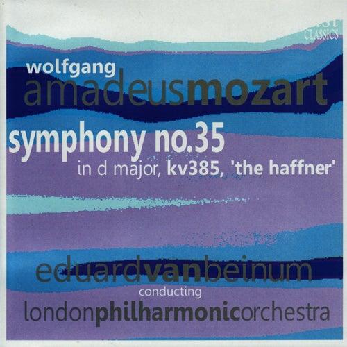 Mozart: Symphony No. 35 by London Philharmonic Orchestra