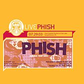 LivePhish 7/29/03 (Post-Gazette Pavilion At Star Lake, Burgettstown, PA) von Phish