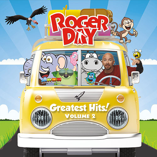 Greatest Hits, Vol. 2 by Roger Day
