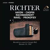 Sviatoslav Richter Recital -  Live at Carnegie Hall, December 26 1960 by Various Artists