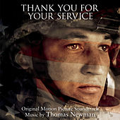 Thank You for Your Service (Original Motion Picture Soundtrack) von Thomas Newman