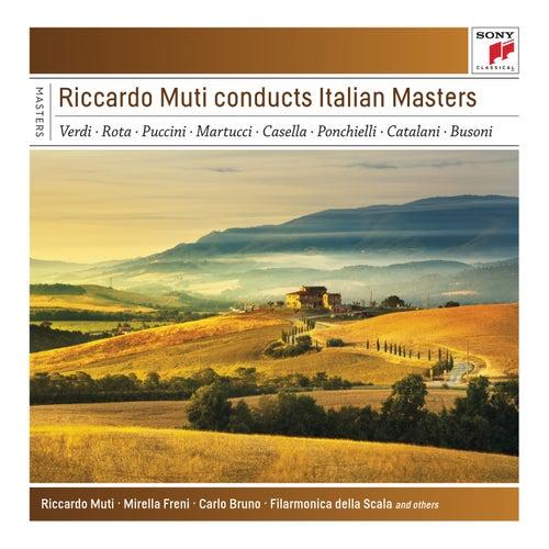 Riccardo Muti Conducts Italian Masters by Riccardo Muti