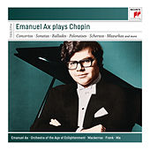 Emanuel Ax Plays Chopin by Various Artists