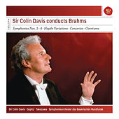 Brahms: The 4 Symphonies & Haydn Variations & Piano Concertos by Sir Colin Davis