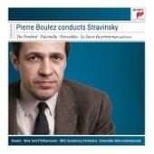 Pierre Boulez Conducts Stravinsky von Pierre Boulez